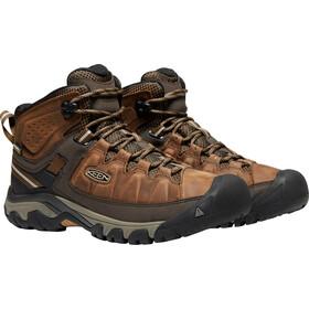 Keen Targhee III Mid WP - Calzado Hombre - marrón